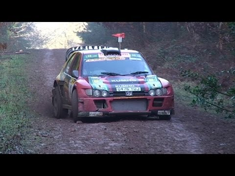 British Rallying Highlights 2011 Music Videos