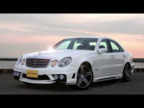 Free amazing hd wallpapers 2009 wald mercedes benz s class w221 wald mercedes benz e class publicscrutiny Choice Image