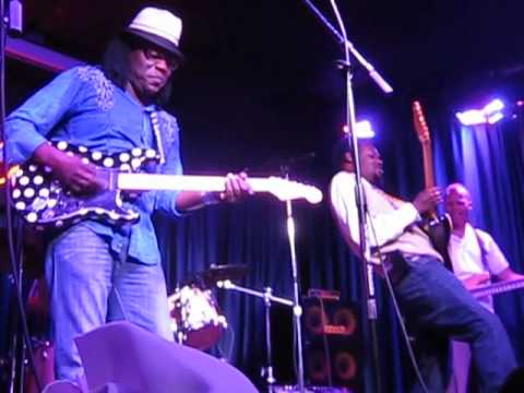 Eric Gales&Joe Louis Walker Live NY