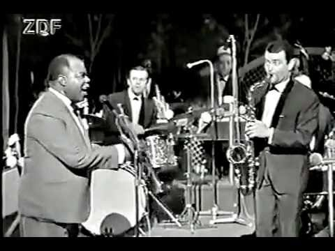 Louis Armstrong - Hello Dolly Live 1965