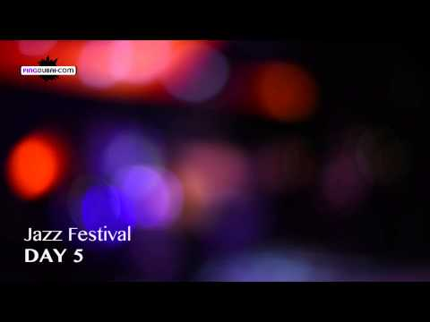 Jazz Garden - Emirates Airlines Dubai Jazz Festival 2013
