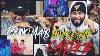 Download Lagu Bruno Mars - Finesse (Remix) [Feat. Cardi B] [Official Video] | FVO Reaction Gratis STAFABAND