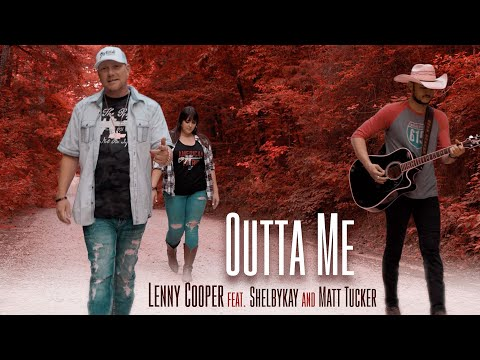 Lenny Cooper - Outta Me (feat. Shelbykay and Matt Tucker) [Official Music Video]