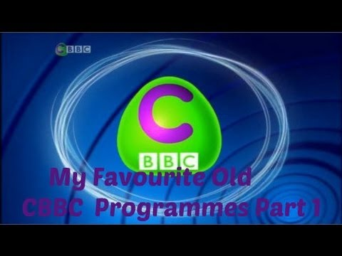 My Favourite old Cbbc Programmes Part 1