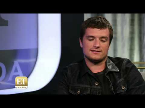 Josh Hutcherson On Nude Photo Hacking Scandal