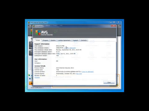 download AVG - Anti-Virus Pro/Internet Security 2012 12.0.1808 Final x86/x64