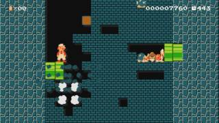 Dig Down. Dig Deep. by Matt ~ FIRST CLEAR! ~ SUPER MARIO MAKER ~ NO COMMENTARY