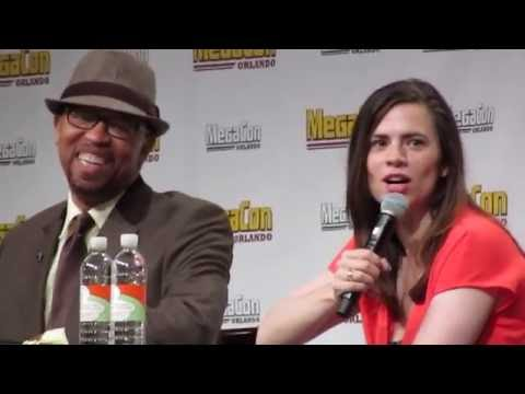 Hayley Atwell talking about new Captain America Comic Storyline