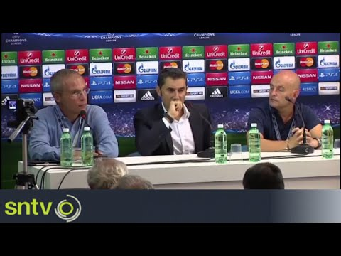 Valverde: Play-off victory is still up for grabs