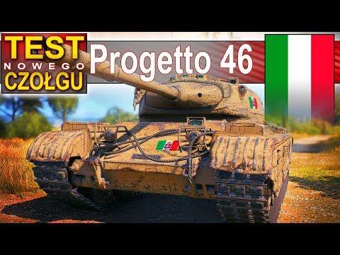 Progetto M46 - nowa mechanika w World of Tanks