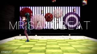 ||MMD|| Mr. Saxobeat (Model Test)