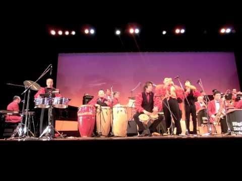 Que Rico El Mambo /  Rhythm Society Orchestra OB Mambo Band