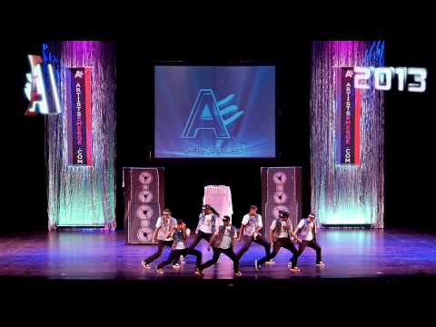 Artists Emerge 2013 Finals - Pro Crew - White Chocolate video