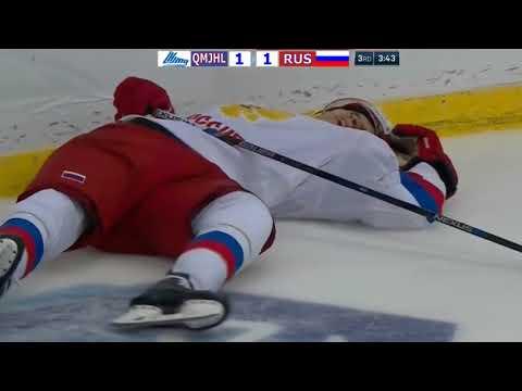 Канада-Россия (1-2) до 20 лет |17.11.2017| Суперсерия| матч 6-й|