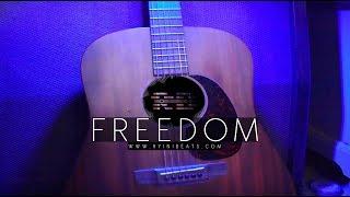 "[FREE] Acoustic Guitar Type Beat ""Freedom"" (Emotional Hip Hop Instrumental 2019)"