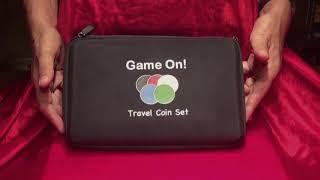 Game ON! Travel Coin Set V1 2