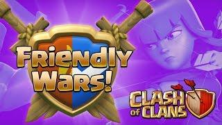 Clash Of Clans Update: SPEED FRIENDLY WAR FEATURE [Sneak Peek 4]