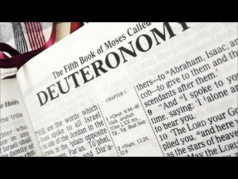 The Bible: Deuteronomy