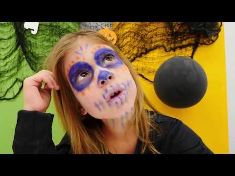 Костюмы на Хэллоуин для Литл Пони. Видео для детей