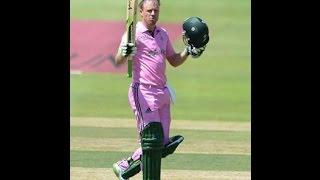 Fastest century in ODI: AB de Villiers scores 100 off 31 balls
