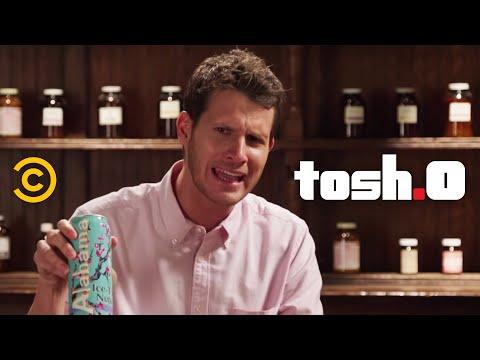 Daniel Tosh On Energy Drinks
