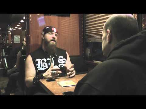 Video Interview with Black Label Society front man Zakk Wylde (Oct. 2012)