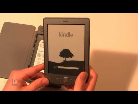 Review of the Power and Lighted Case for Kindle 4