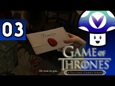 [Vinesauce] Vinny - Game of Thrones (part 3)