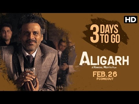 Just 3 Days To Go For 'Aligarh'