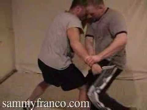 Knife Defense by Sammy Franco Image 1