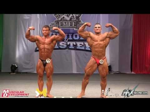 IFBB JR. WORLD CHAMPIONSHIPS. EVENGY BAYAZITOV 2014 JR. WORLD CHAMPION