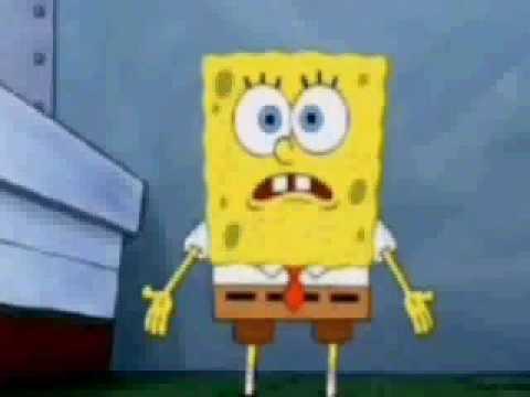 Spongebob It Wasn't Me (shaggy) video