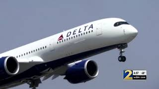 Delta debuts its newest aircraft