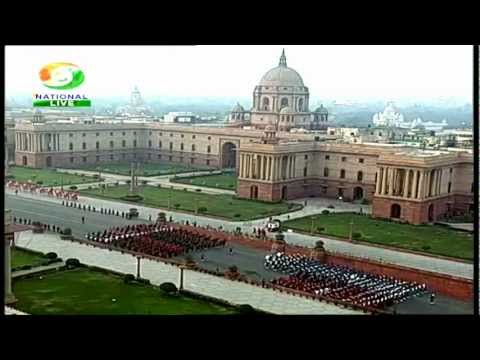 The Beating Retreat 2013 Sare Jahan se Achchha