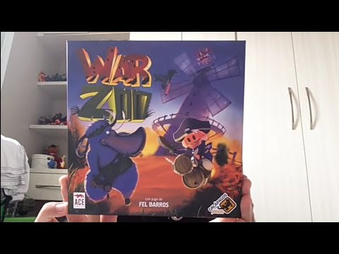 Direto ao Ponto - EP 47 - Warzoo (Galapagos Jogos)