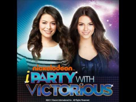 Iparty With Victorious Leave It All To Shine video