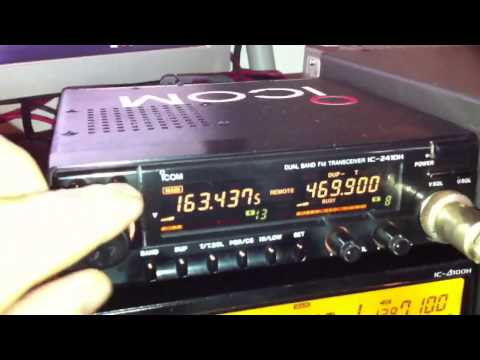 ICOM IC-2410H by EB5DQH