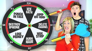 Extreme GIANT Darts Challenge - Win $10,000