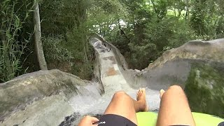 Rio Selvagem Water Slide at Rio Water Planet