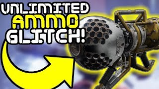 Destiny 2 - UNLIMITED Wardcliff Coil Ammo Glitch on PS4/Xbox One!!