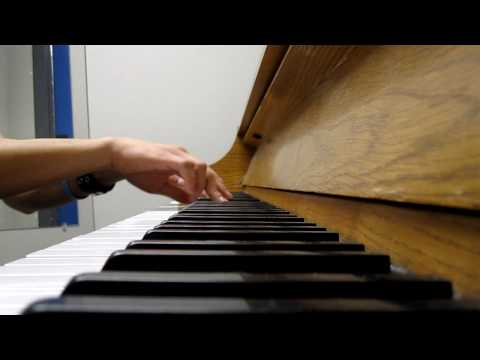 Britt Nicole - The Lost Get Found (hd Piano Cover) video