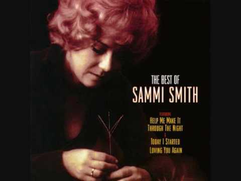 Sammi Smith - Help Me Make It Through The Night
