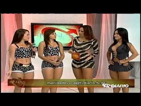 Manias de Você 14-08-14 - Dançarinas de forró thumbnail