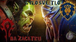 World of Warcraft - //𝐒𝐓𝐑𝐄𝐀𝐌//Na začátku bylo světlo...🌞//Začátek Dobrodružství 👣