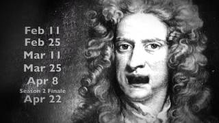 Epic Rap Battles of History News with Isaac Newton.