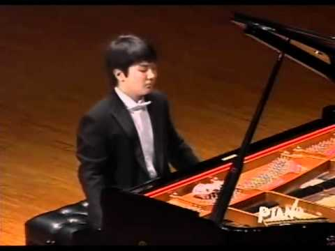 CHO Seong-Jin (Korea) Hamamatsu. II round. Schumann Part1