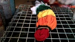 How to Tie Dye Heart