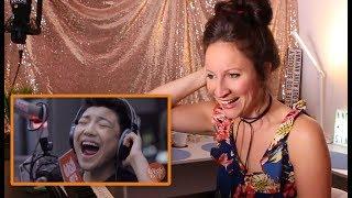Download Lagu Vocal Coach REACTS to DARREN ESPANTO- I BELIEVE- by Fantasia Gratis STAFABAND