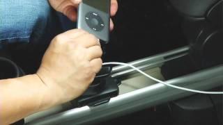 MINI Countryman Accessory - iPod Holder
