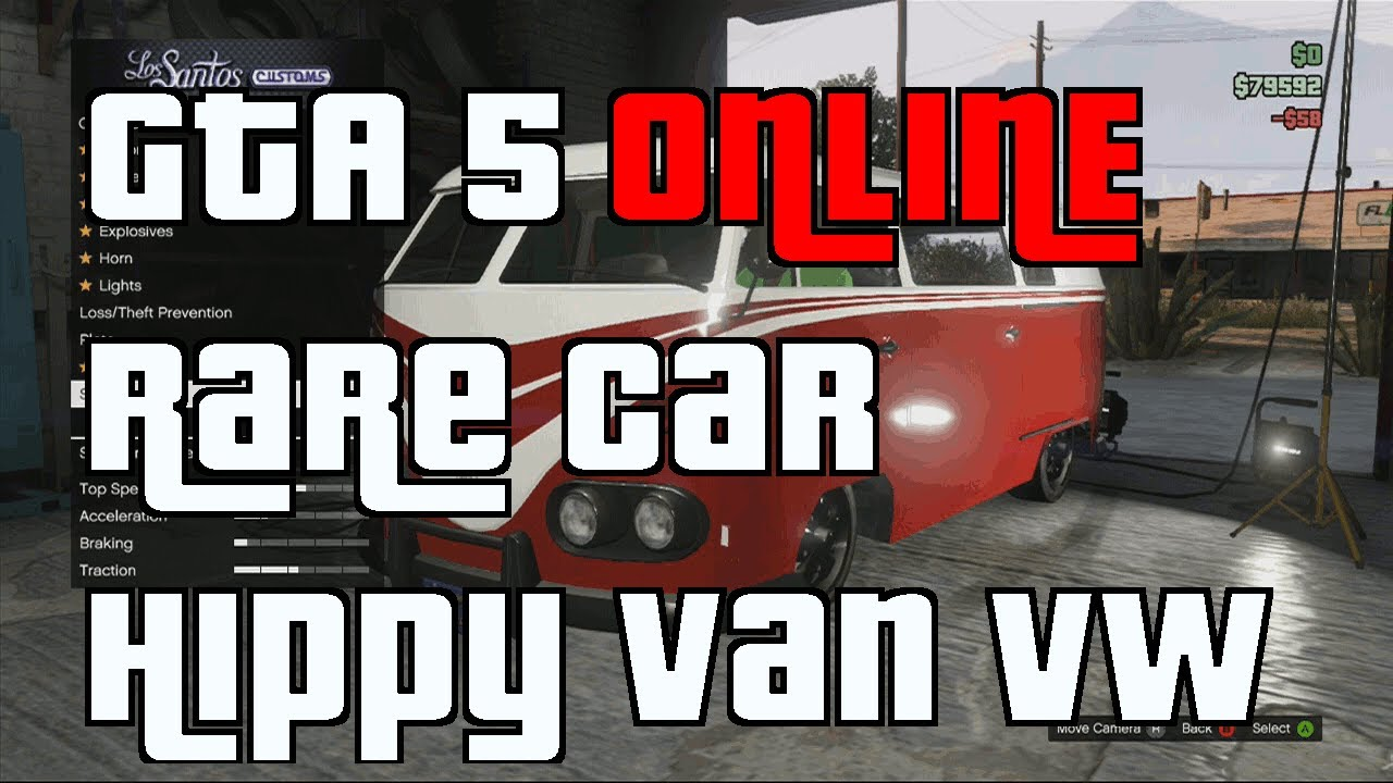 how to make cars in gta v not be rusty